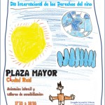 El Ayuntamiento de Ciudad Real conmemora con actividades de concienciación y una recogida de alimentos el Día de los Derechos del Niño