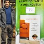 'Encontramos' a Eloy Moreno presentando su segunda novela en la Librería Birdy de Ciudad Real