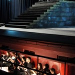 'El trovador' (tercer acto): Entre bambalinas