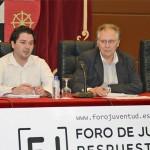 El Foro de la Juventud celebra el grupo de debate sobre educación y formación