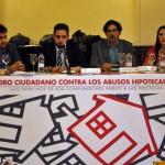 El foro hipotecario de ADICAE defiende la fuerza del colectivo como recurso ciudadano capital contra los «abusos» de las entidades financieras