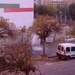 """Ciudad Real: Se suceden los """"géiser"""" provocados por roturas"""
