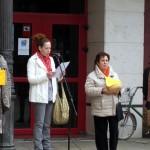 Herencia: Concentración contra la violencia de Género el día 25 de noviembre en la plaza de España a las 5 de la tarde