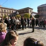 Unidos en Villanueva de los Infantes contra la Violencia de Género