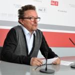 Alberto Lillo (PSOE) bromea sobre las obras del Prado: «Nos hemos gastado 3.400 euros en una vaca frisona de grandes ubres»