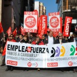 Ciudad Real: El Foro Social toma la calle para pedir la dimisión del Gobierno