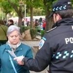 La Policía Local de Manzanares pone en marcha una campaña para evitar robos en el mercadillo