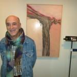 """Manzanares: El tronco de una parra protagoniza la etiqueta ganadora """"Alma del Vino"""", de Juan Sánchez"""
