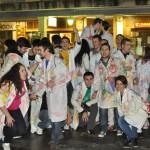 Marcha analítica, la fiesta más física de químicas