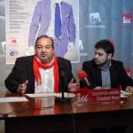 Miguel Ramírez (IU) advierte de que el PP negocia con los nacionalistas la aprobación de la reforma del Estatuto de Castilla-La Mancha