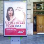 Ciudad Real: Mensajes personales en espacios de publicidad, una idea de la empresa 'Selodigo'
