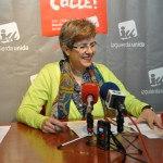IU denuncia que el Ayuntamiento ya ha dado el primer paso para rechazar el referéndum de la zona azul por su relación con la Hacienda Local
