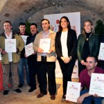Los Alisos, El Doblón y Taberna Pata Negra componen en el podio de Tapearte 2013