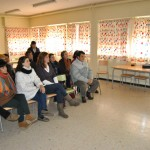 """El colegio San Antonio de Tomelloso, """"ejemplo"""" de colaboración en la lucha contra la violencia de género"""