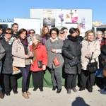 El Centro de la Mujer de Tomelloso celebra en la calle el día Internacional contra la Violencia de Género