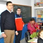 Tomelloso: Usuarios y técnicos de AFAS llevan el mundo de la discapacidad a los centros de primaria
