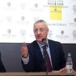 """Tomelloso: Caldera asegura que con la reforma de las pensiones el PP pretende """"forzar"""" a los ciudadanos a suscribir planes privados"""