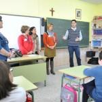 La campaña de sensibilización sobre discapacidad llega a los colegios de Tomelloso