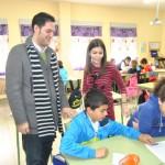 """Servicios Sociales de Tomelloso transmite a los escolares valores como el coraje, la solidaridad y la superación personal a través del taller """"El Circo de las mariposas"""""""