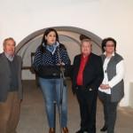Las pinturas de López Canito abren la XX Semana Cultural Taurina