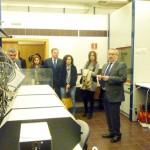 Empresarios de la región conocen el potencial investigador y tecnológico de la Facultad de Químicas