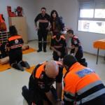 Protección Civil de Valdepeñas estrena nueva sede en las instalaciones de la antigua Guardería del Carmen