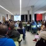 El presidente de AJE Ciudad Real anima a «emprender» a los alumnos del instituto Santa María de Alarcos