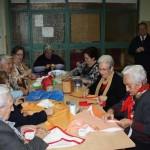Ciudad Real: Artesanía a cambio de alimentos en la residencia de mayores Nuestra Señora del Carmen
