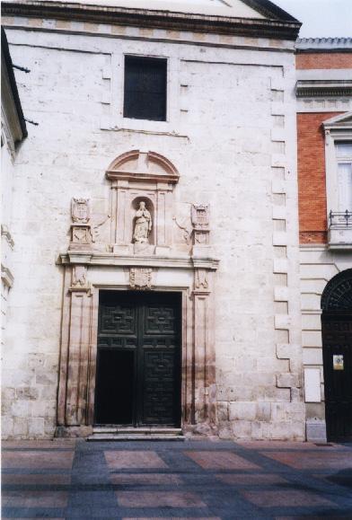 Ciudad Real Iglesia de la Merced