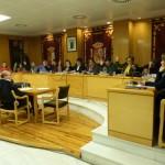 El Ayuntamiento celebrará el lunes el Pleno ordinario del mes de enero