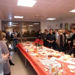AJE Ciudad Real celebra la Navidad y ya piensa en 2014, el año de su vigésimo aniversario