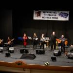 """Numeroso público en el II Festival Nacional Folk """"Medio Siglo"""""""