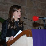 La psiquiatra Marian Rojas invita en su pregón de Navidad a ofrecer tres regalos al prójimo: compañía, sonrisa y perdón
