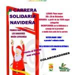 El Ayuntamiento anima a los almodovareños a correr en familia en la II Carrera Solidaria