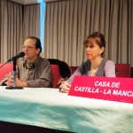 La Escuela de Escritores Alonso Quijano imparte una conferencia en la Casa de Castilla-La Mancha en Madrid