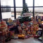 Los empleados de ANRO donan más de 150 juguetes a Cáritas de Tomelloso