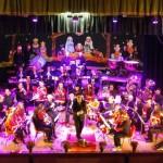 La Asociación Banda de Música de Puertollano convirtió su recital en una fiesta de la solidaridad