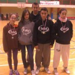 Buenos resultados de los competidores del gimnasio Bunkai en el Campeonato Interprovincial de Kárate