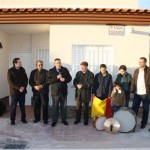 Campo de Criptana inaugura una calle en homenaje al gremio de los cardaores