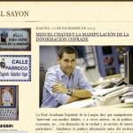 La Asociación de Periodistas de Ciudad Real defiende la profesionalidad del periodista Miguel Chaves tras las acusaciones del ex-presidente de la Asociación de Cofradías