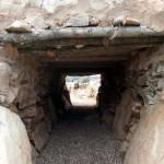 Finaliza la reconstrucción del corredor ciclópeo y dos túmulos megalíticos en Castillejo del Bonete