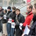 Los denunciados por «faltar al respeto» a Cospedal y Marín emprenden la campaña «Cospedal te odia»