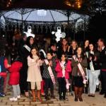 Ciudad Real luce sus galas navideñas tras el encendido de más de 100.000 bombillas