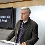 """Ciudad Real: El portavoz del equipo de gobierno acusa al PSOE de tratar generar """"un estado de alarma"""" con el precio del agua"""