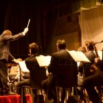 La Banda Municipal de Música volvió al Ayala por Navidad