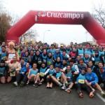 Cerca de 2.000 corredores participan en el Memorial Galo Sánchez-Bermejo de Daimiel