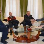La Diputación pone en manos del Obispado 50.000 euros para arreglar iglesias y edificios pastorales
