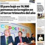 De la gloria al Fogasa: Las indemnizaciones del periódico de Díaz de Mera, hermanos Barco y Asaja se pierden en el limbo jurídico