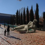 El caso de la estatua desaparecida (y 10)