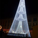 """Ganemos acudirá a los tribunales si encuentra visos de """"prevaricación"""" en la ampliación del contrato de la iluminación de Navidad"""
